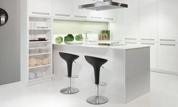 trendy keukens. Black Bedroom Furniture Sets. Home Design Ideas
