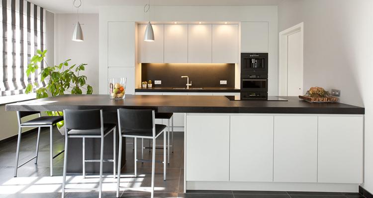 Picture idea 31 : Moderne keuken in oud huis verbouwen berkel en ...